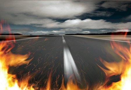 Her Yol Ateştir!